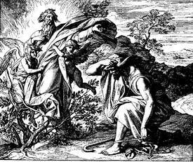 Schnorr von Carolsfeld Bibel in Bildern 1860 047