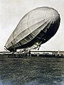 """School maneuver of the Zeppelin """"Hansa"""" near Berlin, Germany, WWI (LC-USZ62-15800) (21942777576).jpg"""