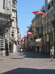 Hotel St Gallen Bahnhof