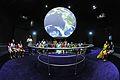 Science on Sphere - Dynamotion Hall - Science City - Kolkata 2016-06-20 4817.JPG