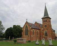 Scone church
