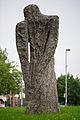 Sculpture Etude I-V Eugene Dodeigne Bruehlstrasse Hanover Germany 03.jpg
