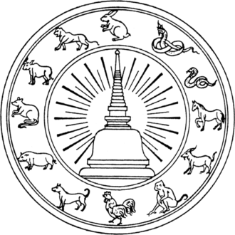 Nakhon Si Thammarat Province - Image: Seal Nakhon Si Thammarat