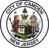 Official seal of Camden, New Jersey