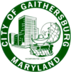 Official seal of Gaithersburg