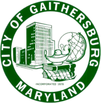 Seal of Gaithersburg, Maryland.png