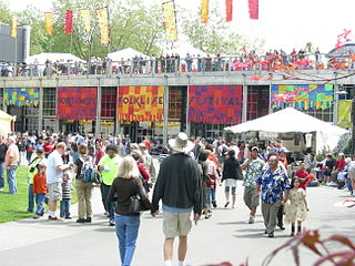 annual folklife festival in Seattle, Washington, U.S.