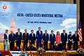 Secretary Kerry, ASEAN Ministers Pose for a Family Photo During U.S.-ASEAN Meeting in Vientiane, Laos (28505830396).jpg