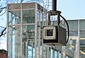 Security camera, metro station Schönbrunn.jpg
