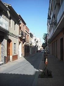 Sedaví. Carrer de Sant Antoni.JPG