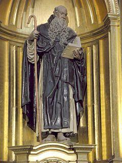 Castilian hermit