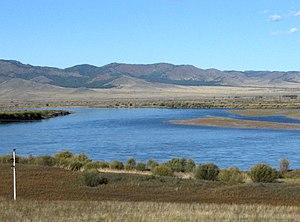 Selenge Province - The Selenge River