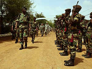Armed Forces of Senegal