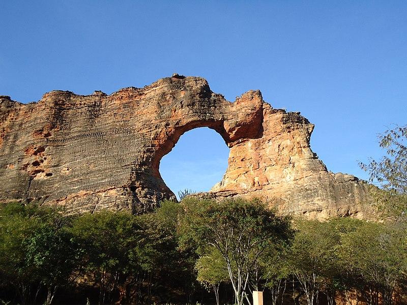Ficheiro:Serra da Capivara - Piauí.jpg