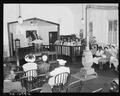 Services in Negro church. Kingston-Pocahontas Coal Company, Warwick Mine, Welch, West Virginia. - NARA - 540771.tif