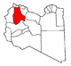 District of Al Jabal al Gharbi