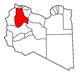District of Al Jabal al Gharbi