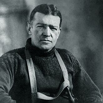 Shackleton–Rowett Expedition - Sir Ernest Shackleton, the expedition's leader