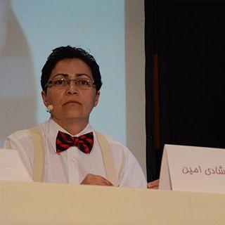 Shadi Amin Researcher, Womens Rights Activist, LGBT Rights activist