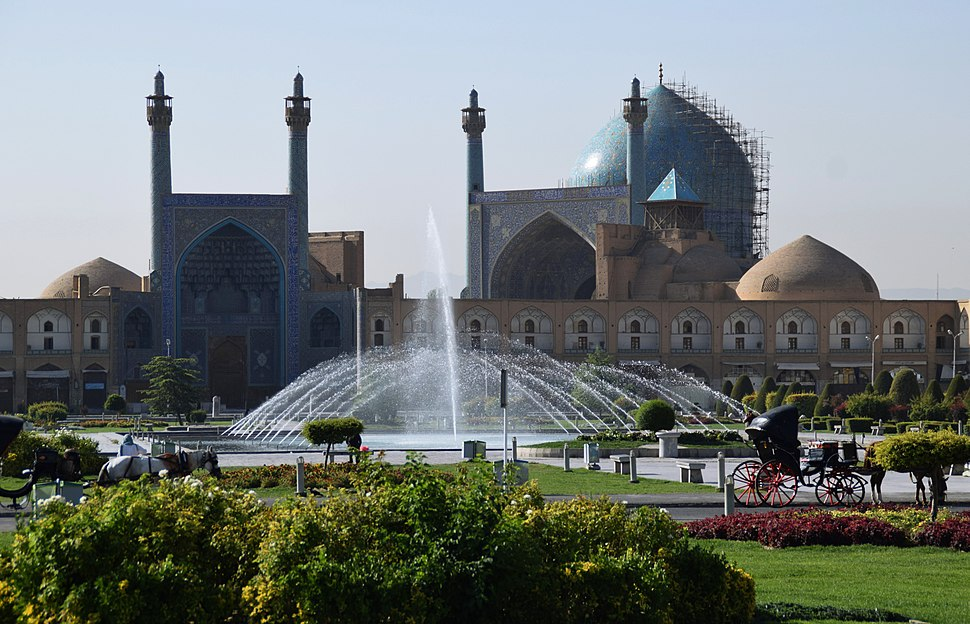 Shah Mosque, Isfahan