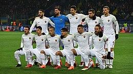 0c0d01f4cb87a2 Associazione Sportiva Roma 2017-2018 - Wikipedia