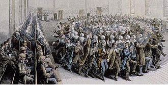 Era of Manifestations - Image: Shakers Dancing