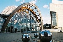 Sheffield, Winter Gardens - geograph.org.uk - 483005