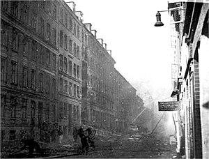 Operation Carthage - Image: Shellhuset 12
