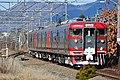 Shinano Railway 115 series Tanaka Station (47549324341).jpg