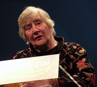 Department of Prices and Consumer Protection - Image: Shirley Williams at Birmingham 2010