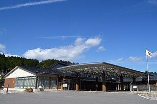 Shitara, Aichi Town in Japan