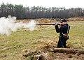 Shooting a Pattern 1853 Enfield musket reenactment.jpg