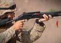 Shotgun in training US military.jpg