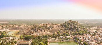 Shravanabelagola JainTemple View.jpg