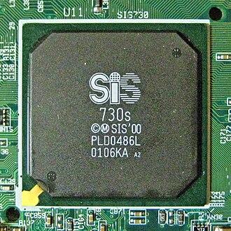 SiS 630/730 - SiS 730S