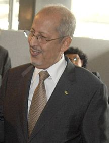 Mauritania-2007 presidential elections-Sidi Mohamed Ould Cheikh Abdallahi