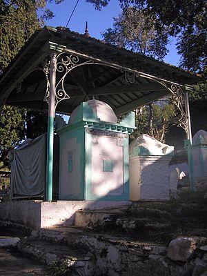Blida - Sid-Ahmed El-Kebir Tomb.