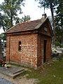 Siedlce Cmentarz Kaplica prawosławna 2012 micbor.JPG