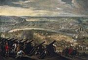 Siege of Esztergom 1543