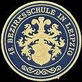 Siegelmarke 18. Bezirksschule in Leipzig W0356404.jpg