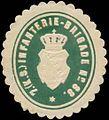 Siegelmarke 7. K.S. Infanterie-Brigade No. 88 W0357349.jpg