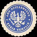 Siegelmarke Amt Boitzenburg - Kreis Templin W0216448.jpg