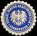 Siegelmarke Königlich Preussische Berginspektion - Vienenburg W0239664.jpg