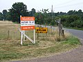 Signs at start of Byway - geograph.org.uk - 905362.jpg