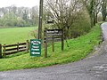 Signs for Duncton Mill - geograph.org.uk - 1246867.jpg