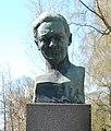 Sigurd Lie, gravminne på Vår Frelsers gravlund, Oslo (cropped).jpg
