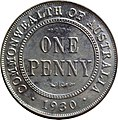 Silver 1930 Australia penny.jpg