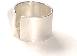 Silversmith - Band made of silver
