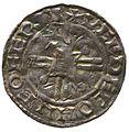 Silver penny of Harthacnut (YORYM 2000 687) reverse.jpg