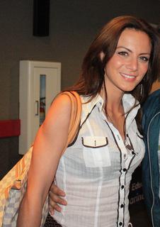 Silvia Navarro Mexican actress